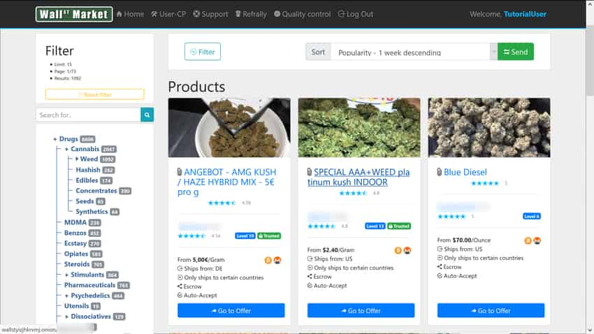 Darknet Users Allege Wall Street Market Exit Scammed, Possibly Snatching $30M